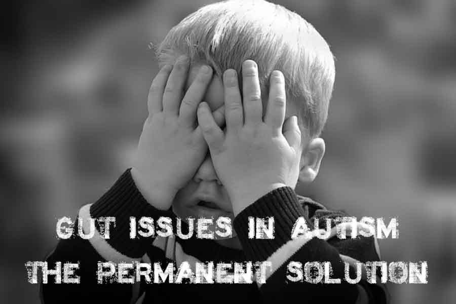 Gut Issues In Autism : The Permanent Solution