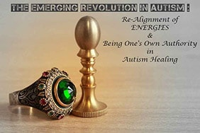 The Emerging Revolution In Autism: Re-Alignment of Energies and Being One's Own Authority in Autism Healing