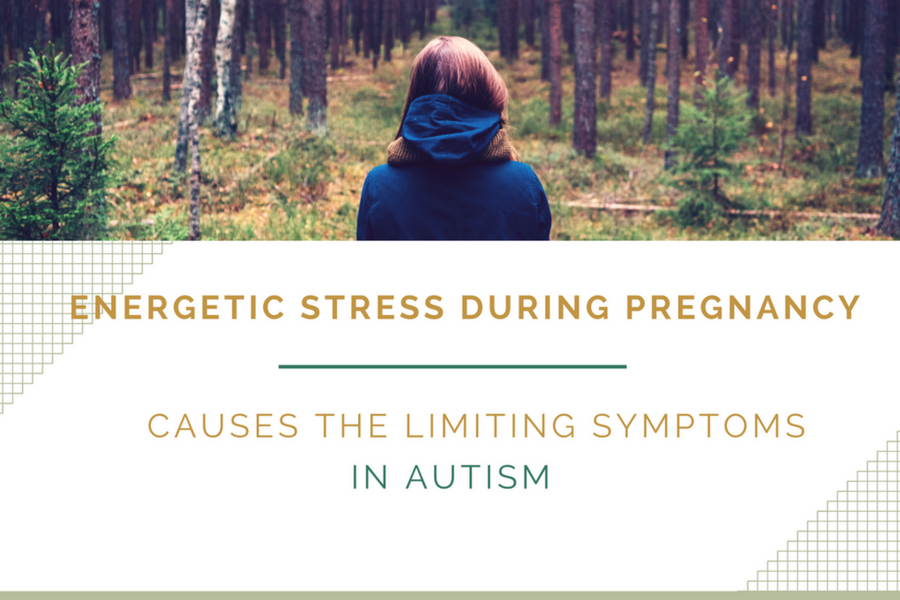 Autism : Energetic Stress During Pregnancy Causes The Limiting Symptoms In Autism
