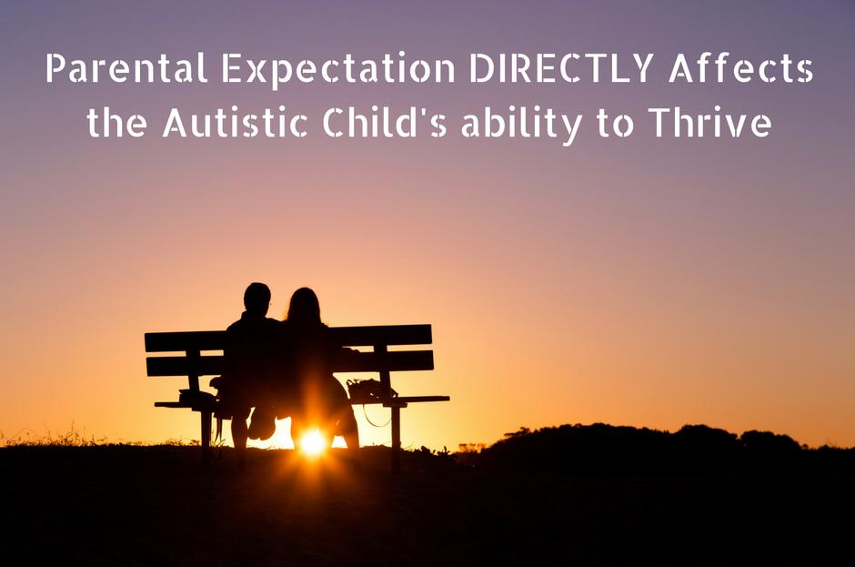 autism parental expectations