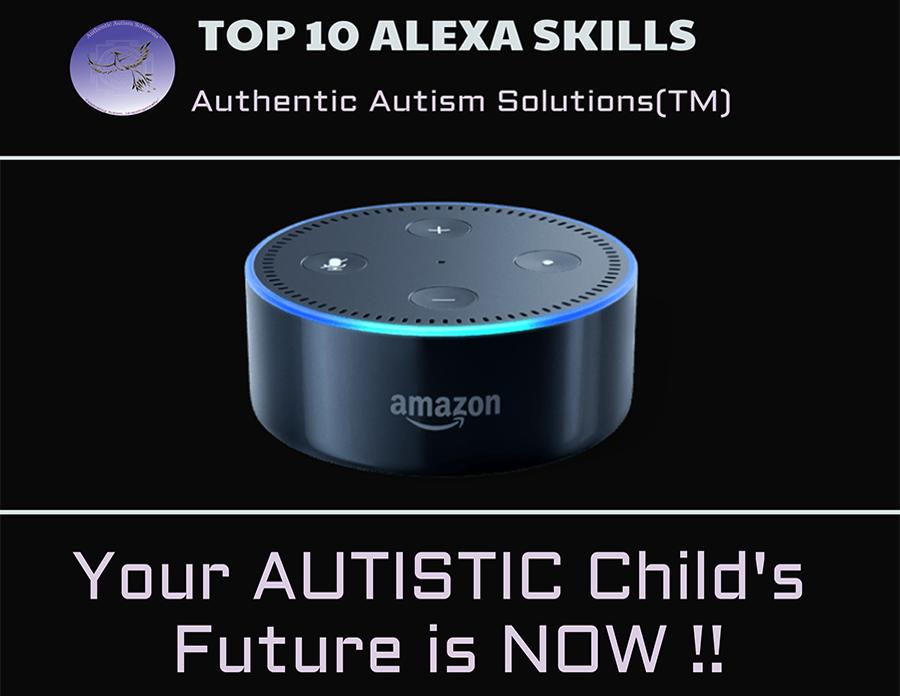 autism solutions alexa skills