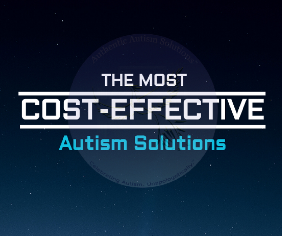 The most cost effective autism treatment