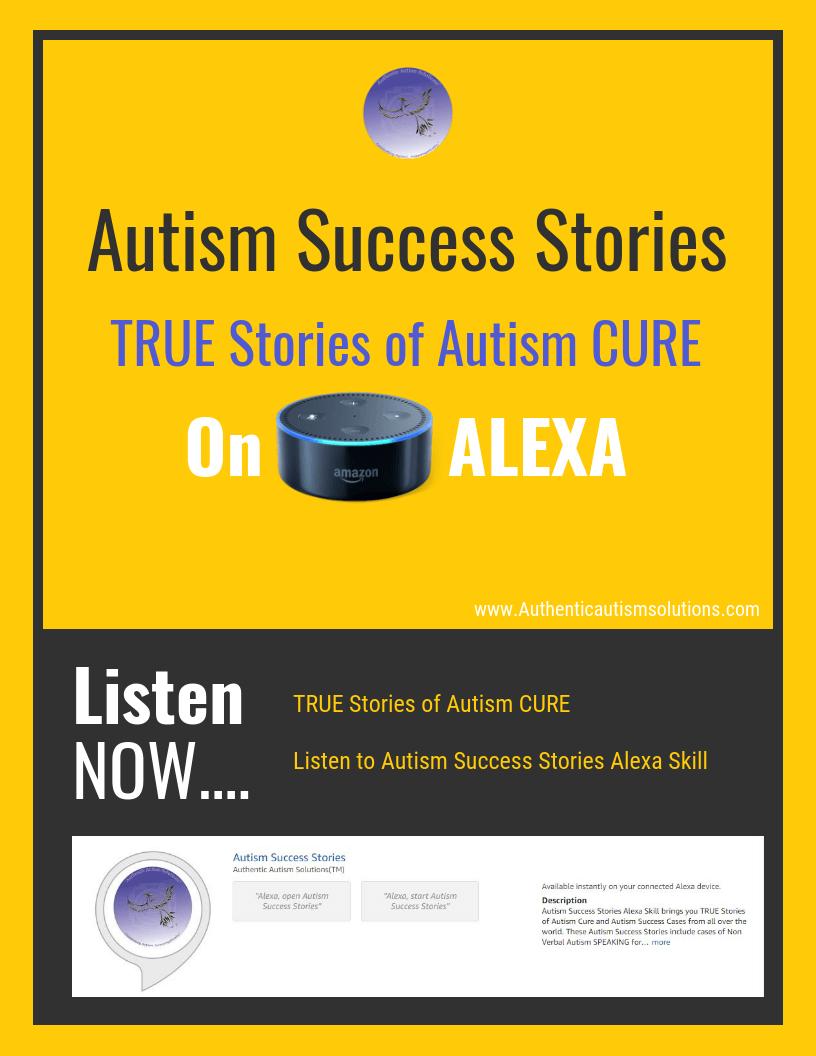 Alexa Autism Success Stories